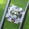 2.13ct Vintage Asscher Cut Diamond GIA H VS2 17