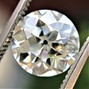 2.16ct Old European Cut Diamond GIA M VS2 2