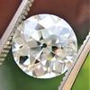 2.16ct Old European Cut Diamond GIA M VS2 4