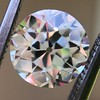 2.16ct Old European Cut Diamond GIA M VS2 0