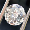 2.17ct Antique Jubilee Cut Diamond GIA J VVS2 9