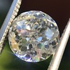 2.17ct Antique Jubilee Cut Diamond GIA J VVS2 10