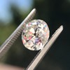 2.18ct Old European Cut Diamond GIA JVS2 23