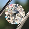 2.18ct Old European Cut Diamond GIA JVS2 0