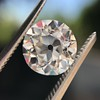 2.18ct Old European Cut Diamond GIA JVS2 12