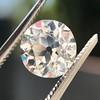 2.18ct Old European Cut Diamond GIA JVS2 17