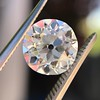 2.18ct Old European Cut Diamond GIA JVS2 1