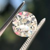 2.18ct Old European Cut Diamond GIA JVS2 27