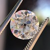 2.18ct Old European Cut Diamond GIA JVS2 7