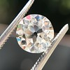 2.18ct Old European Cut Diamond GIA JVS2 16