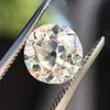 2.18ct Old European Cut Diamond GIA JVS2 13