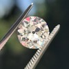 2.18ct Old European Cut Diamond GIA JVS2 25