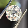 2.18ct Old European Cut Diamond GIA JVS2 15