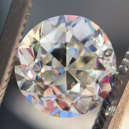 2.21ct  OEC Diamond GIA L VS1