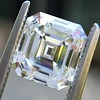 2.23ct Vintage Asscher Cut Diamond GIA G VS1 17