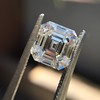 2.23ct Vintage Asscher Cut Diamond GIA G VS1 28
