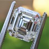 2.23ct Vintage Asscher Cut Diamond GIA G VS1 5