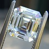 2.23ct Vintage Asscher Cut Diamond GIA G VS1 18