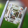 2.23ct Vintage Asscher Cut Diamond GIA G VS1 6