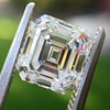2.23ct Vintage Asscher Cut Diamond GIA G VS1 8