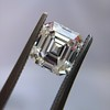 2.23ct Vintage Asscher Cut Diamond GIA G VS1 30