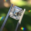 2.23ct Vintage Asscher Cut Diamond GIA G VS1 21