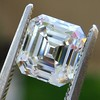 2.23ct Vintage Asscher Cut Diamond GIA G VS1 15
