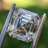 2.23ct Vintage Asscher Cut Diamond GIA G VS1 11