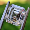2.23ct Vintage Asscher Cut Diamond GIA G VS1 10