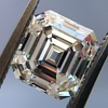 2.23ct Vintage Asscher Cut Diamond GIA G VS1 29