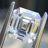2.23ct Vintage Asscher Cut Diamond GIA G VS1 19