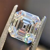 2.23ct Vintage Asscher Cut Diamond GIA G VS1 26