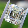 2.23ct Vintage Asscher Cut Diamond GIA G VS1 0