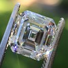2.23ct Vintage Asscher Cut Diamond GIA G VS1 7