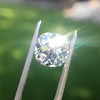 2.27ct Antique Cushion Cut Diamond GIA J VVS2 20