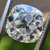 2.27ct Antique Cushion Cut Diamond GIA J VVS2 0