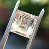 2.28ct Carre Cut Diamond GIA DVS2 0