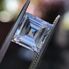 2.28ct Carre Cut Diamond GIA DVS2 16