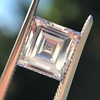 2.28ct Carre Cut Diamond GIA DVS2 5