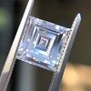 2.28ct Carre Cut Diamond GIA DVS2 3