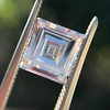 2.28ct Carre Cut Diamond GIA DVS2 12