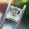 2.28ct Carre Cut Diamond GIA DVS2 1