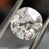 2.29ct Antique Cushion Cut Diamond GIA L VS1 7