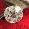 2.29ct Antique Cushion Cut Diamond GIA L VS1 11