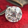 2.29ct Antique Cushion Cut Diamond GIA L VS1 1