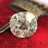 2.29ct Antique Cushion Cut Diamond GIA L VS1 13
