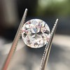 2.29ct Old European Cut Diamond GIA F VS1 9
