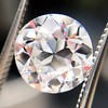 2.29ct Old European Cut Diamond GIA F VS1 8