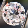 2.29ct Old European Cut Diamond GIA F VS1 0