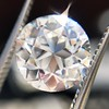 2.29ct Old European Cut Diamond GIA F VS1 12